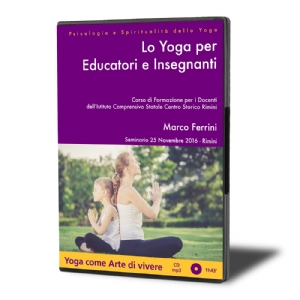 Lo Yoga per Educatori e Insegnanti (download)